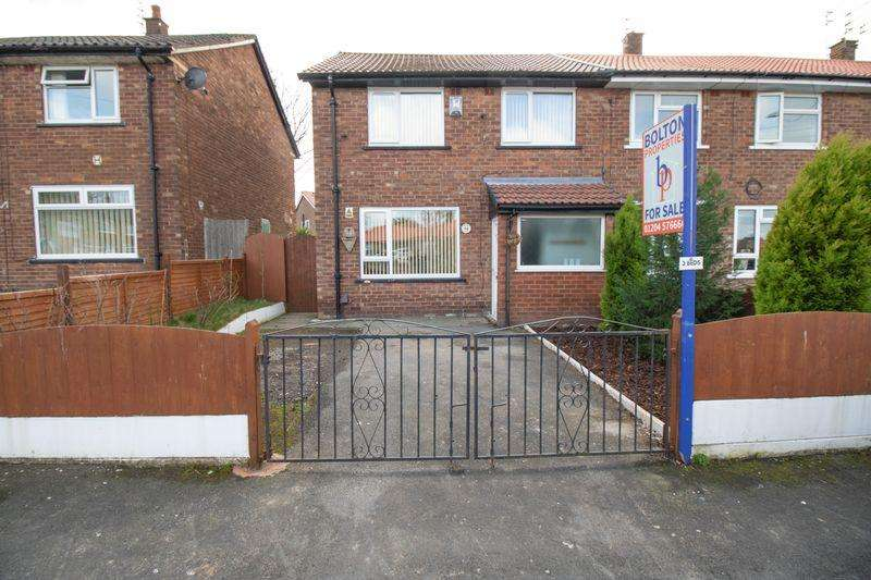 3 Bedrooms Terraced House for sale in Fairhurst Drive, Worsley, Manchester, M28 0JH
