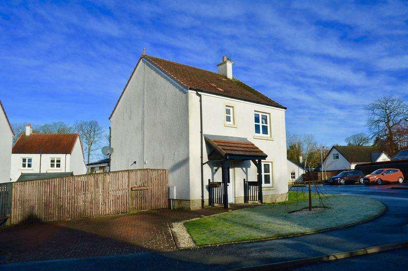 3 Bedrooms Detached Villa House for sale in Netherplace Quadrant, Mauchline