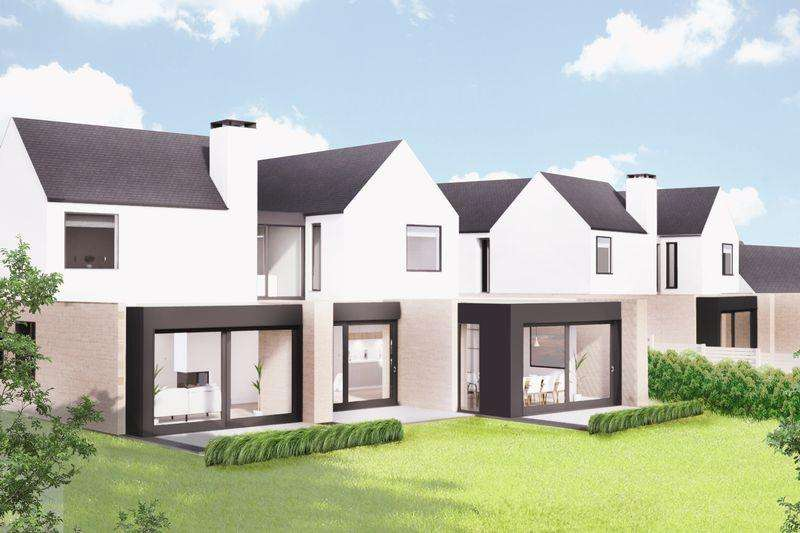 5 Bedrooms Detached House for sale in Plot 1,Pollick Avenue, Uplawmoor, Glasgow, G78 4AE