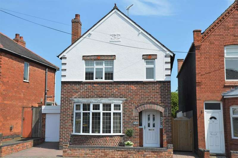 3 Bedrooms Detached House for sale in The Callis, Ashby De La Zouch, Leicestershire