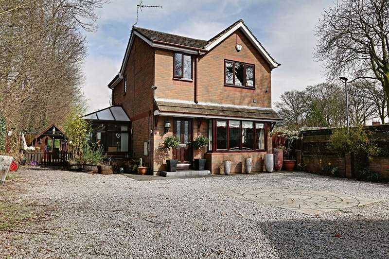 4 Bedrooms Detached House for sale in St Ninians Walk, Hull, East Riding Of Yorkshire, HU5
