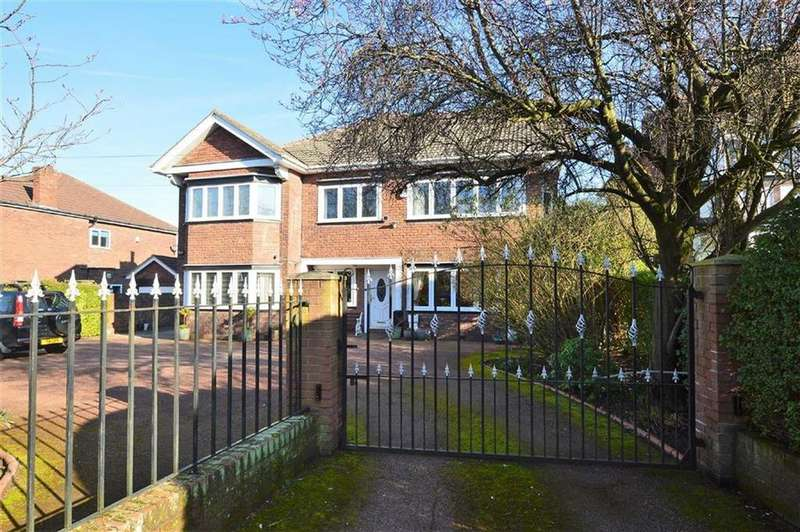 6 Bedrooms Detached House for sale in Reservoir Road North, Prenton, CH42