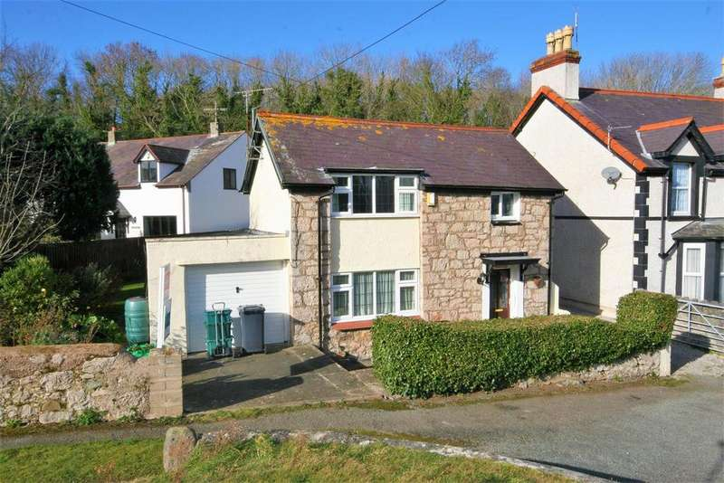 3 Bedrooms Detached House for sale in Bryn Pydew, Llandudno Junction