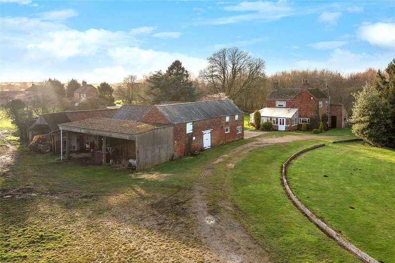 3 Bedrooms Detached House for sale in Cheal Road, Surfleet, PE11