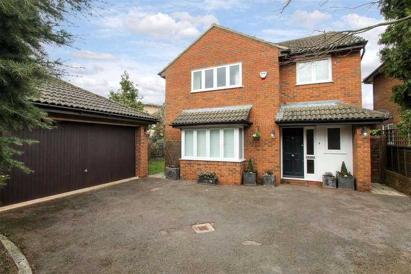 4 Bedrooms Detached House for sale in Drakes Place, Malvern Road, Cheltenham