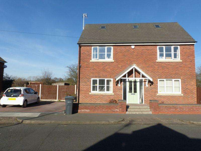 5 Bedrooms Detached House for sale in Quincey Drive, Birmingham