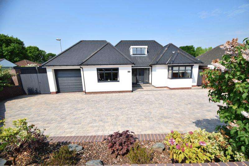 4 Bedrooms Detached Bungalow for sale in Shaws Lane, Great Wyrley, Staffordshire