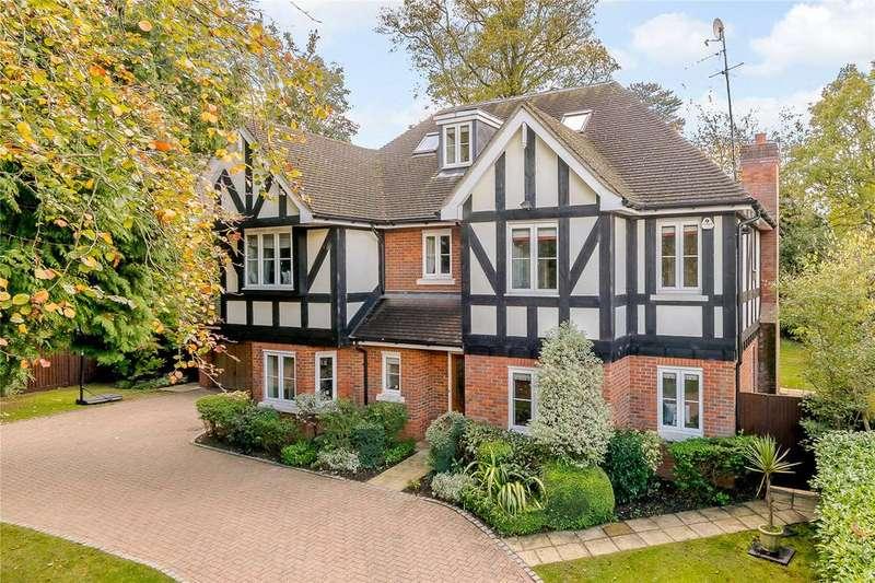 7 Bedrooms Detached House for sale in Beechwood Park, Chorleywood, Rickmansworth, Hertfordshire, WD3