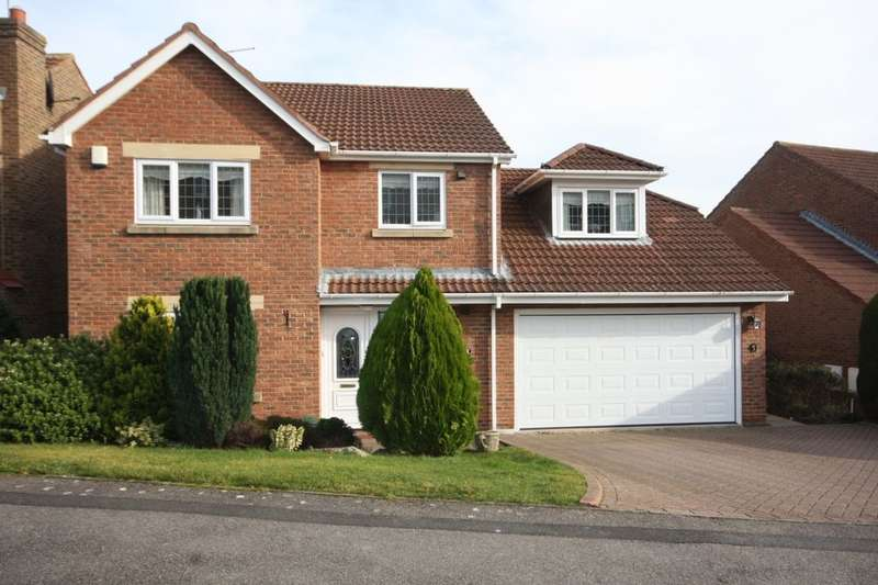 4 Bedrooms Detached House for sale in Peregrine Court, Guisborough, TS14