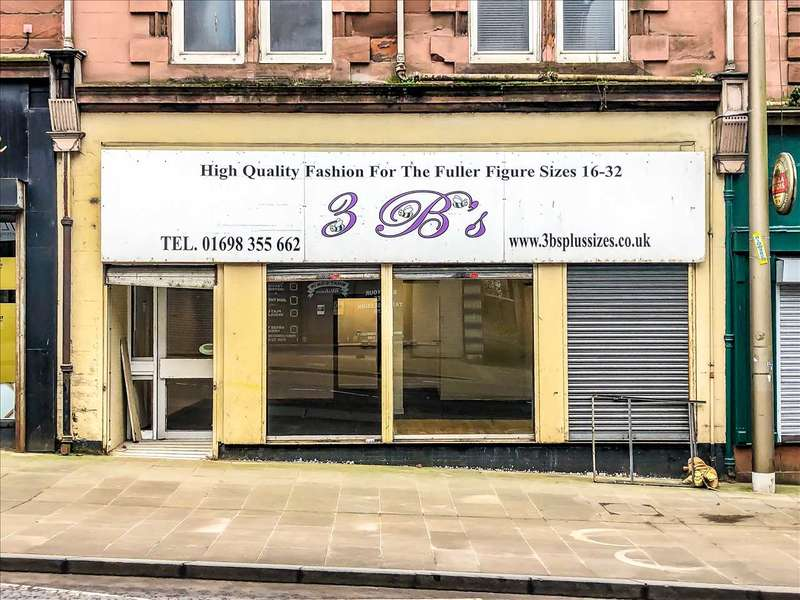 Shop Commercial for sale in Main Street, Wishaw