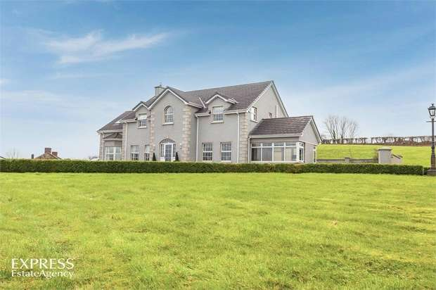 4 Bedrooms Detached House for sale in Sersons Road, Magherafelt, County Londonderry