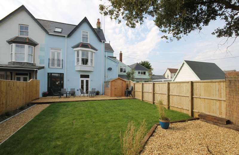 5 Bedrooms Terraced House for sale in Freshwater Bay, Isle Of Wight