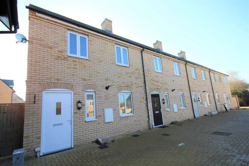 2 Bedrooms Semi Detached House for sale in The Conifers, Silsoe, Bedfordshire, MK45