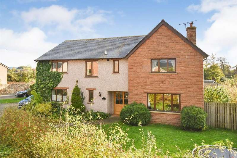 5 Bedrooms Detached House for sale in Sandford, Appleby-In-Westmorland