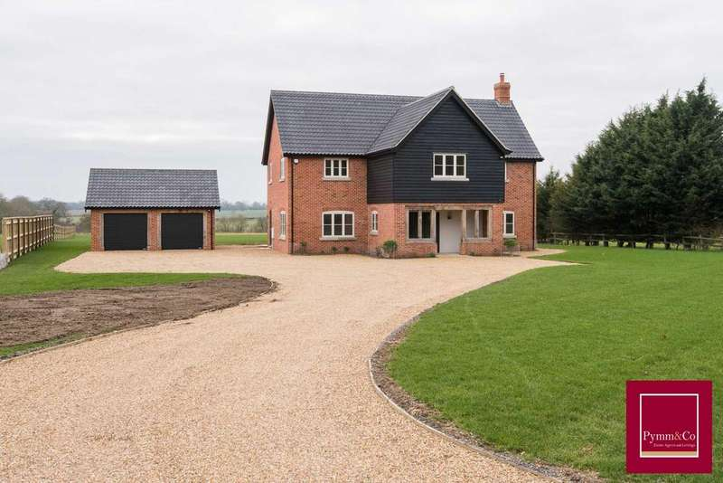 5 Bedrooms Detached House for sale in Wheelers Lane, Seething NR15