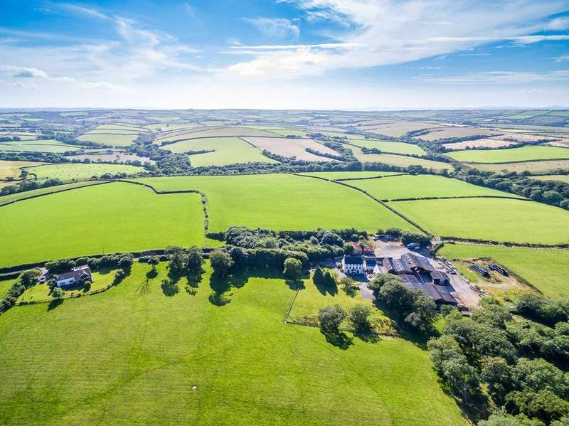 8 Bedrooms Farm Commercial for sale in Portfield Gate, Nr Haverfordwest, Pembrokeshire, SA62