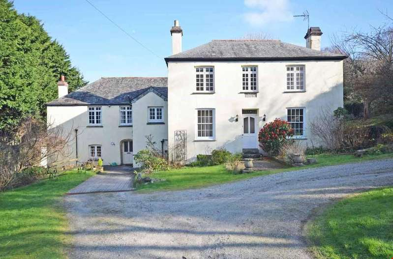6 Bedrooms Detached House for sale in On the edge of Carlyon Bay Beach and Golf Course, Cornwall