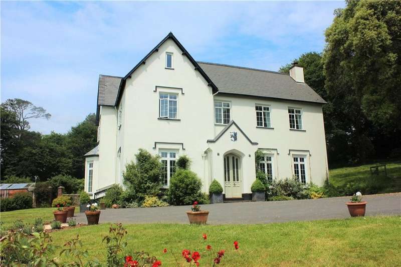 7 Bedrooms Detached House for sale in Bratton Fleming, Barnstaple, Devon, EX31