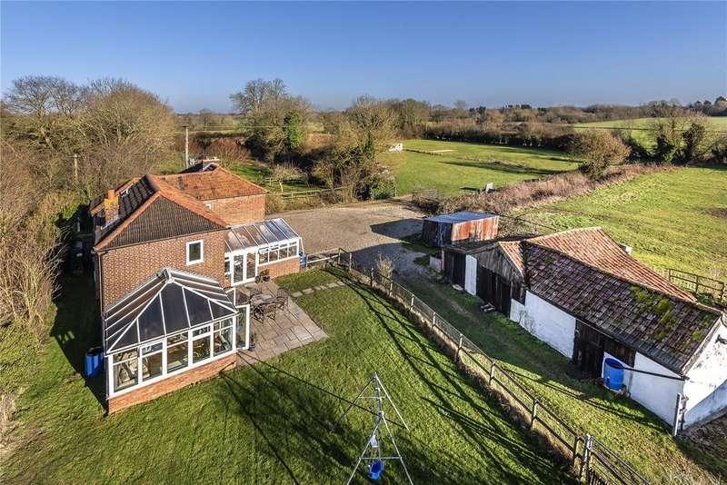4 Bedrooms Detached House for sale in Little Hale Road, Shipdham, Norfolk