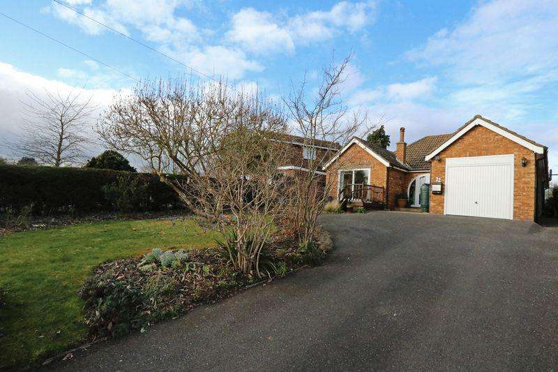 3 Bedrooms Detached Bungalow for sale in Water Lane, Sherington, Newport Pagnell