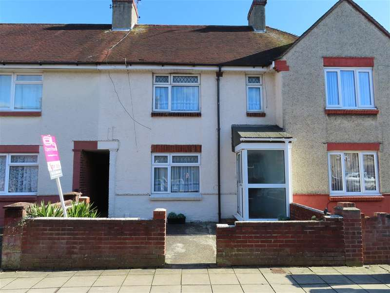 3 Bedrooms Terraced House for sale in Brighstone Road, Portsmouth