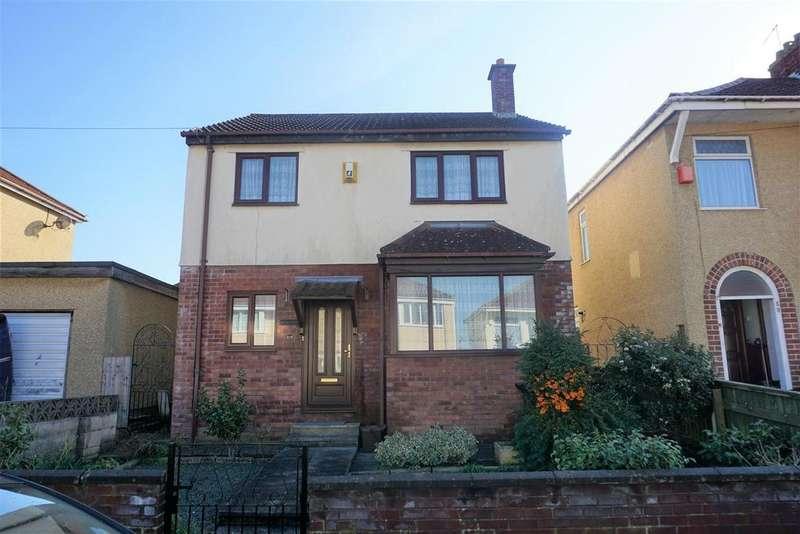 4 Bedrooms Detached House for sale in Savoy Road, Brislington, Bristol