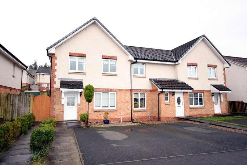 3 Bedrooms End Of Terrace House for sale in 54 Hardridge Road, Corkerhill, G52