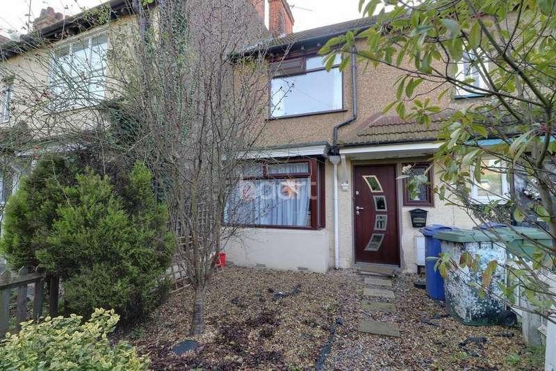 2 Bedrooms Terraced House for sale in Jarrah Cottages, Purfleet