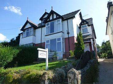 5 Bedrooms Semi Detached House for sale in 'Bowfell', Chestnut Hill, Keswick, Cumbria, CA12 4LR