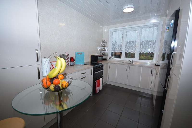 2 Bedrooms Flat for sale in Loudoun Street, Mauchline, KA5