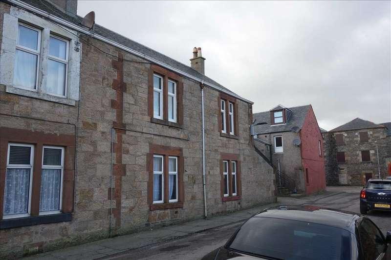 2 Bedrooms Flat for sale in John Street, Campbeltown