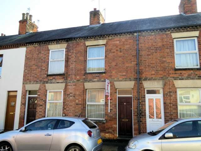 2 Bedrooms Terraced House for sale in King Street Sileby Loughborough