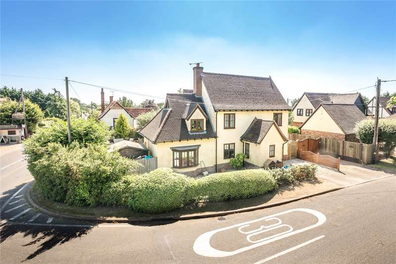 4 Bedrooms Detached House for sale in White Roding
