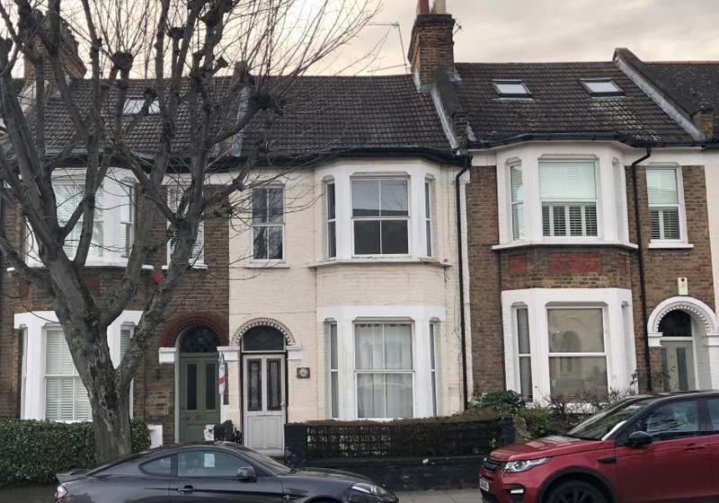 3 Bedrooms Terraced House for sale in Sumatra Road, West Hampstead, London, NW6 1PS