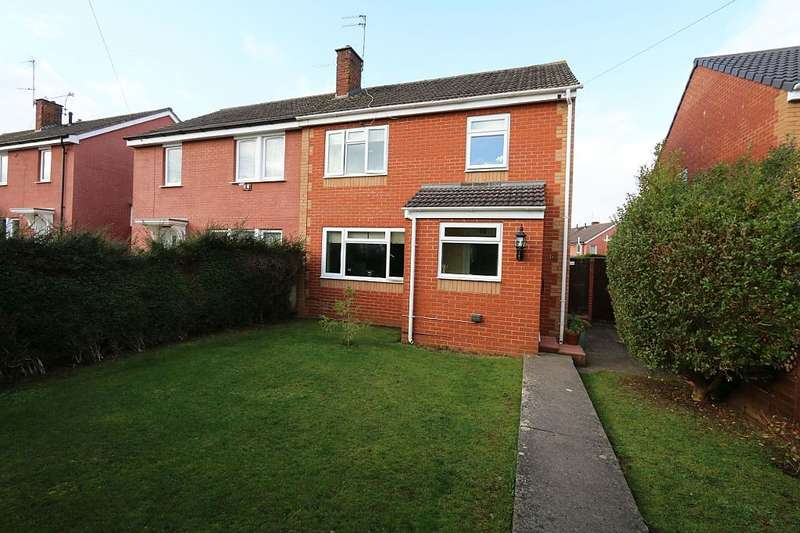 3 Bedrooms Semi Detached House for sale in Walton Close, Bristol, Somerset, BS31 2QH