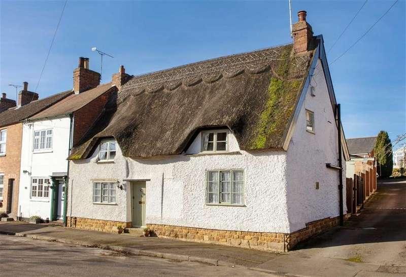 2 Bedrooms Cottage House for sale in Long Lane, Long Lane, Billesdon Leicester, Billesdon