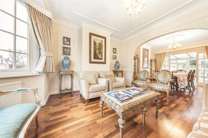 4 Bedrooms Semi Detached House for sale in Canterbury Grove, SE27