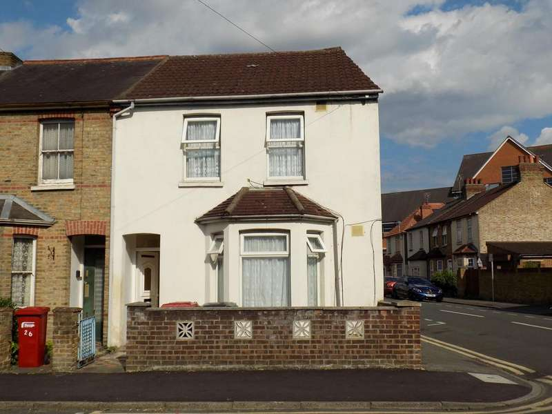 3 Bedrooms End Of Terrace House for sale in PRINCES STREET, SLOUGH