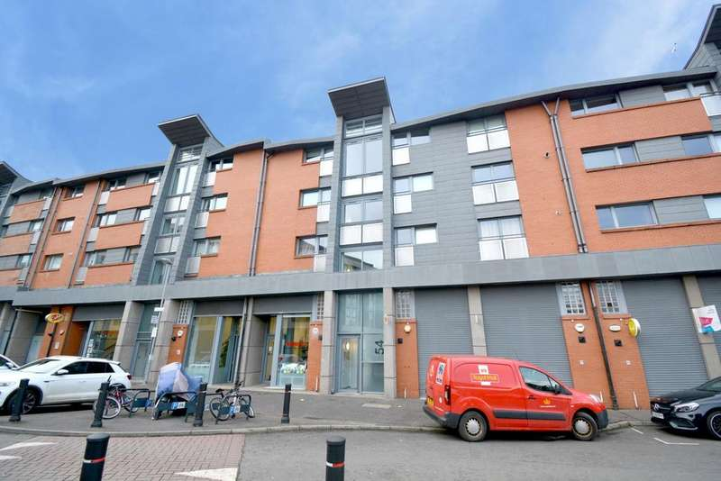 3 Bedrooms Flat for sale in 54 Keith Court, Partick, G11 6QW