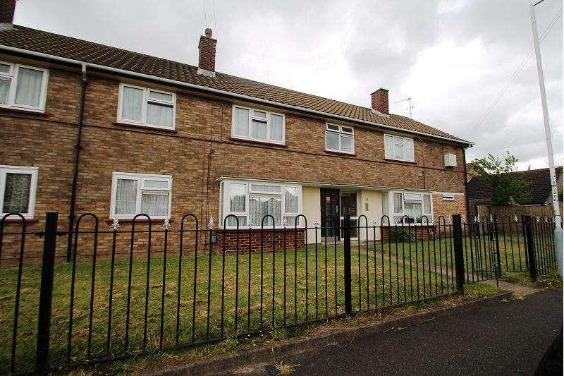1 Bedroom Flat for sale in JERSEY ROAD, Lewsey Farm
