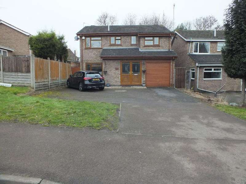 4 Bedrooms Detached House for sale in Uppingham Road, Leicester, LE5 6RA
