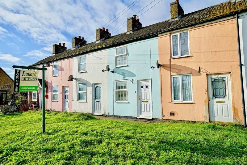 2 Bedrooms Terraced House for sale in Station Road, Sandy