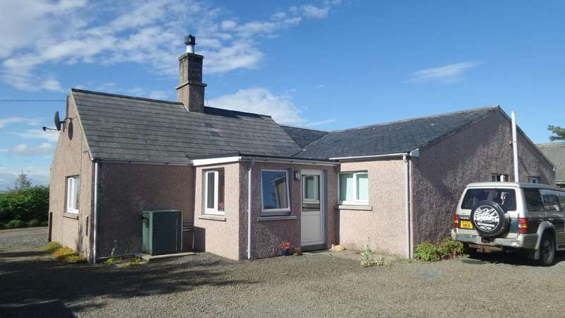 4 Bedrooms Detached Bungalow for sale in Lyth CAITHNESS