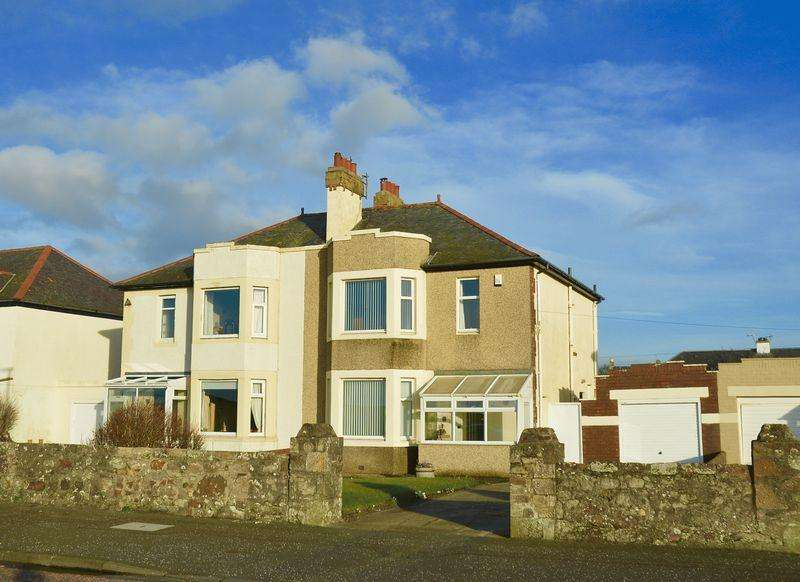 3 Bedrooms Semi-detached Villa House for sale in Blackburn Drive, Ayr