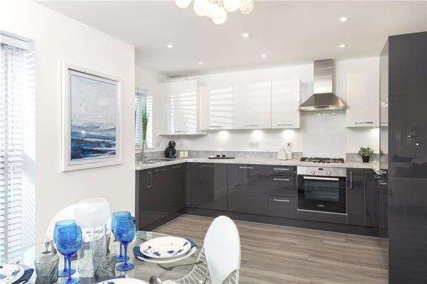 2 Bedrooms Apartment Flat for sale in Millennium Fields, Sandy Lane, Bracknell