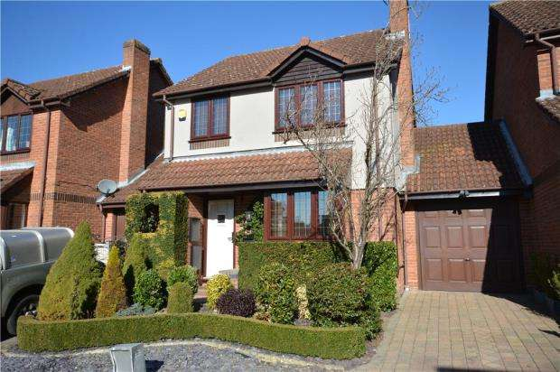 3 Bedrooms Link Detached House for sale in Fawler Mead, Bracknell, Berkshire
