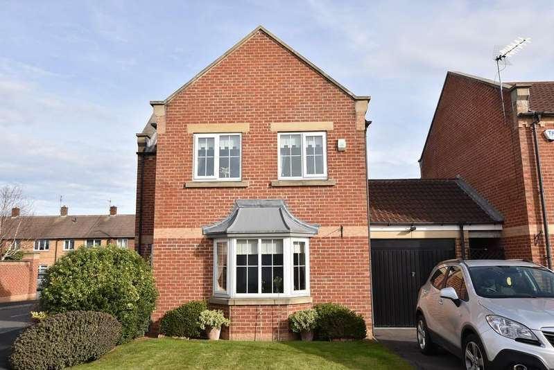 3 Bedrooms Detached House for sale in Lawson Court, Boldon Colliery