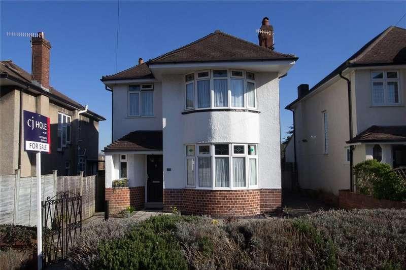 3 Bedrooms Detached House for sale in Great Brockeridge, Westbury On Trym, Bristol, BS9