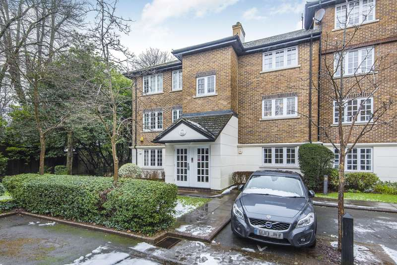 1 Bedroom Flat for sale in Selhurst Close, Wimbledon SW19