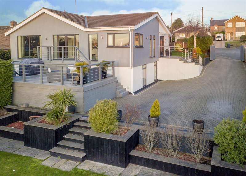 4 Bedrooms Detached House for sale in Nursery Hollow, Little Hallam, Derbyshire